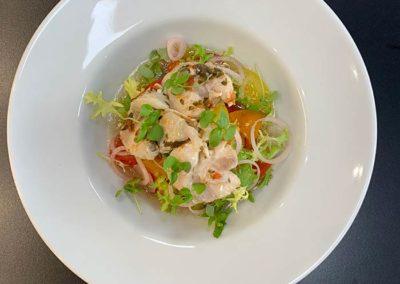 Heritage_tomato_salad_Cod_cheeks
