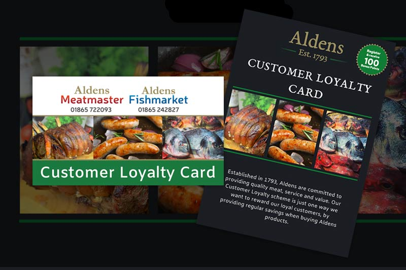 Find out about our Loyalty Card