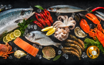 How has UK seafood consumption changed?